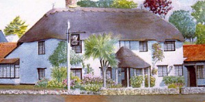 """The Wheelwright Inn"" Tipton St.John"